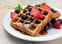 WafflesFruit